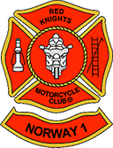 Red Knights MC Chapter Norway1